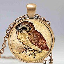 The Little Owl Albrecht Dürer Art Anhänger