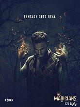 The Magicians – Poster Plakat Drucken Bild