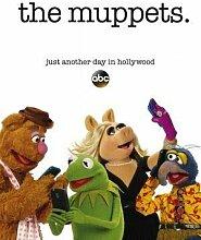The Muppets – Poster Plakat Drucken Bild Poster