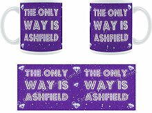 The Only Way Is Ashfield. Gowdystown Stylised