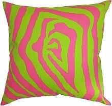 The Pillow Collection Dristi Zebra-Bettwäsche,