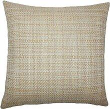 The Pillow Collection Xorn Bettwäsche, kariert,