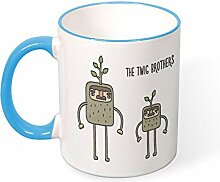 The Twig Brothers Travel Best Funny Coffee Mug