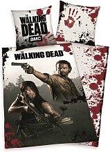 The Walking Dead Bettwäsche 80x80 + 135x200cm 100% Baumwolle Herding (39,95 EUR / Stück)