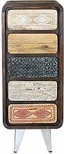 The Wood Times Kommode Schrank Massiv Vintage