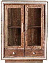 The Wood Times Schrank Sheva, FSC100%, 2 Türen, 2
