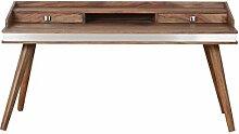 The Wood Times Schreibtisch Sheva, FSC100%, 2