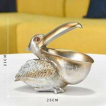 THEALEEWIN Toucan Kreative Kleine Ornamente