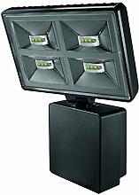 Theben 1020776 - Sehr Helles 4-fach LED Flutlicht