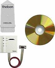 Theben 9070305 Obelisk ProgRAMmierset KNX
