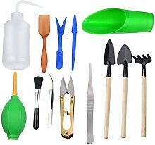 Thee-home 13 teilig Mini Garden Hand Tools