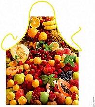 Themen/Motiv-Fun/Spaß-Grill/Kochschürze/ Thema Obst: Früchte - inkl. Spaß-Urkunde