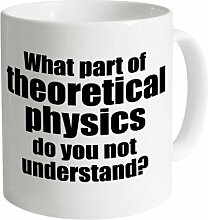 Theoretical Physics Becher, Weiß