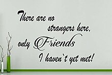 There Are No Strangers Here, nur Freunde I