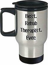 Thermobecher für Reha-Therapeuten, ideal als