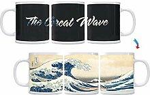 ThermoH Exray Kaffeebecher aus Keramik mit