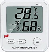 Thermometer ,Colorful LCD Digital Temperatur