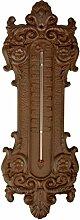Thermometer Gartenthermometer Gusseisen Guss Garten