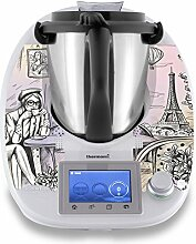 "Thermomix Aufkleber Sticker Stickerdream ""Mona"