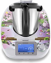 "Thermomix Aufkleber Sticker Stickerdream ""Pink"