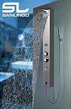 Thermostat Aluminium Duschpaneel Duschsäule