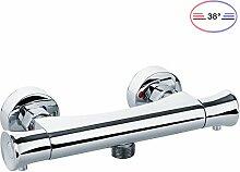 Thermostat Mischbatterie Armatur für Dusche Bad