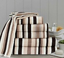 TheWhiteWater Royal Victorian Stripe Handtuch,