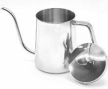 Thick 1.0mm 304 Edelstahl Kaffee Drip Kettle Tee