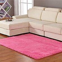 Thick Ultra-kompakte im europäischen Stil Modern Minimalist Wohnzimmer Couchtisch Teppich, Schlafzimmer voller Teppiche, Bettdecke / Matratze / Mat ( farbe : #11 , größe : 0.65*1.6m )