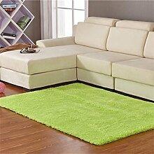 Thick Ultra-kompakte im europäischen Stil Modern Minimalist Wohnzimmer Couchtisch Teppich, Schlafzimmer voller Teppiche, Bettdecke / Matratze / Mat ( farbe : #12 , größe : 1.4*2m )