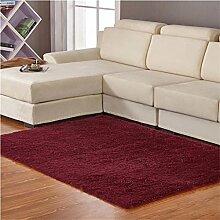 Thick Ultra-kompakte im europäischen Stil Modern Minimalist Wohnzimmer Couchtisch Teppich, Schlafzimmer voller Teppiche, Bettdecke / Matratze / Mat ( farbe : #8 , größe : 1.2*2m )