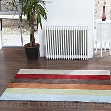 Think Rugs Diamond 2751 Teppich, 67 x 225 cm, Ro