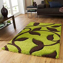 Think Rugs Fashion 7647 Teppich Shaggy