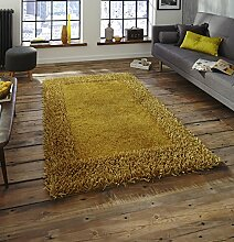 Think Rugs Sable 2 gelb 120 x 170