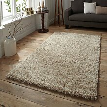 Think Rugs Vista 4803 Shaggy Heat Set Garn,