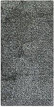 Thomas Badteppich Melange (MT-2356-53) | black -