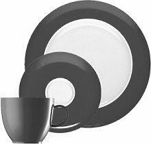 Thomas Sunny Day Grey Kaffeegedeck 3tlg.