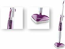 Thomson THVC06665P Dampfreiniger weiß/violett