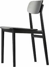 Thonet - 130 Stuhl, Buche schwarz gebeizt (TP 29)