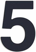 Thorwa® Design V2A Edelstahl Hausnummer