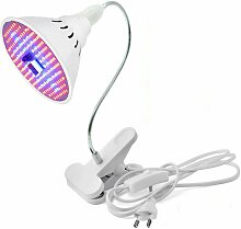 Thsinde - LED-Pflanze Glühbirne Doppelkopf