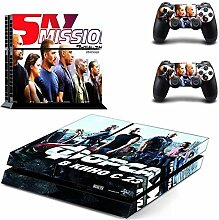 THTB Playstation 4 + 2 Controller Aufkleber