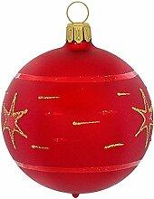 Thüringer Weihnacht Christbaumkugel Set, Dekor