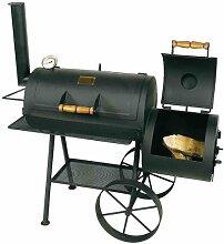 THÜROS Smoker-Barbecue-Grill
