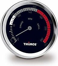 THÜROS Thermometer bis 260 Grad