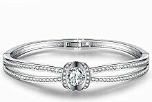 Thumby Kreuz Armband Mode Tschechische Diamant