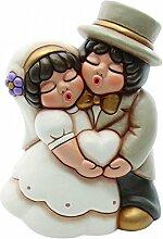 Thun Romantische Maxi Brautpaar mit Herz