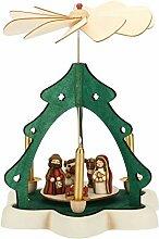 Thun ® - Weihnachtspyramide Krippe