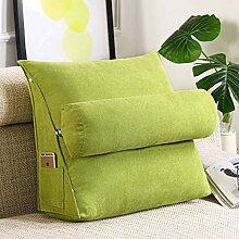 THYY Bedside Großes Kissen Sofa Rückenlehne
