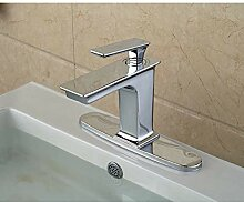 TIANDI Chrom-Finish Bad Wasserhahn Waschbecken